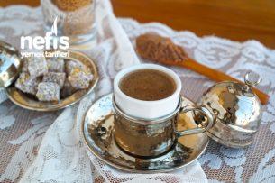 Dibek Kahvesi Yapımı (videolu) Tarifi