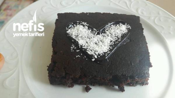 Süper Islak Kek (browni Tadında)