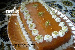 Balkabağı Pastası (Harika) Tarifi