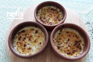 Fırında Eritilmiş Kaşar Peyniri Tarifi