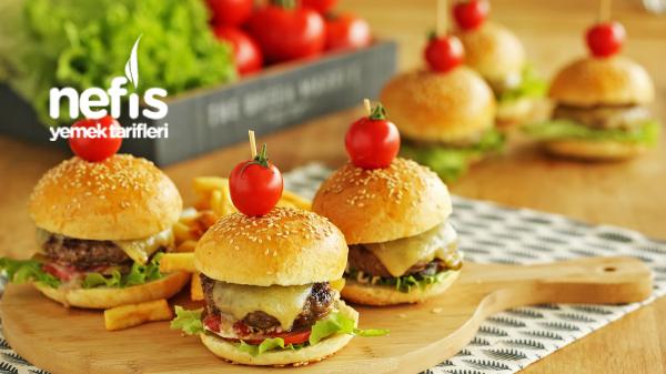 Hamburger Köftesi Tarifi, Püf Noktalarıyla