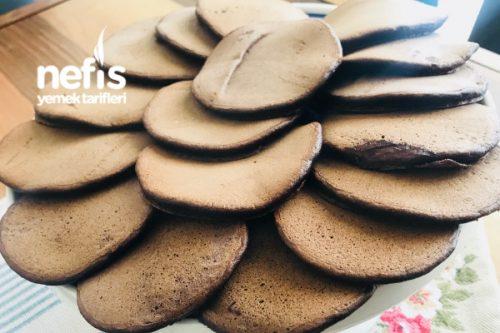Kakaolu Pankek (Tam Kıvamlı) Tarifi