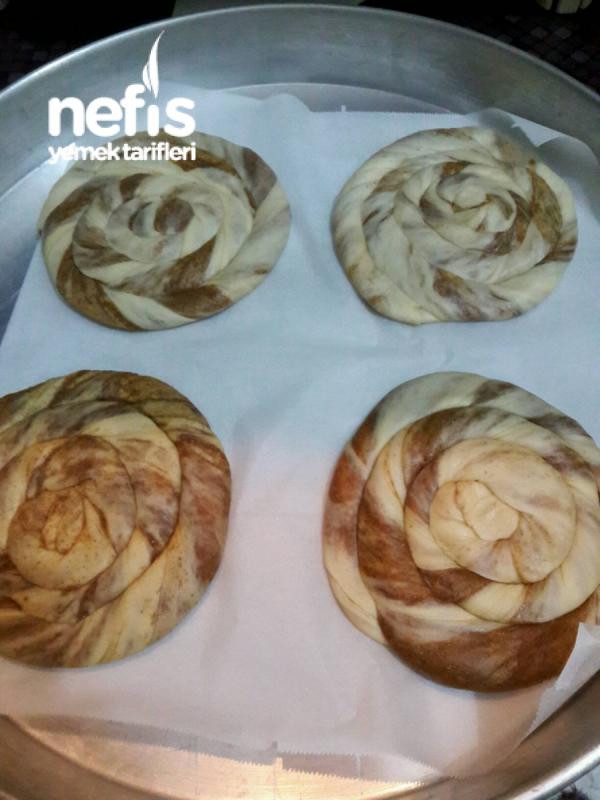 Tel Tel Haşhaşlı Çörek(Günlerce Taze)