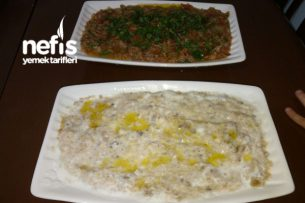 Ali Nazik (Yoğurtlu Patlıcan) Tarifi