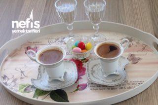 Kahve Sunum 2 Tarifi