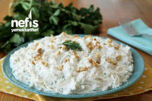 Kereviz Salatası Yapımı (videolu) Tarifi