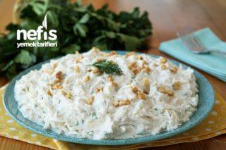 Kereviz Salatası Tarifi (videolu)