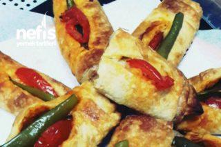 Patlıcanlı Karnıyarık Böreği Tarifi