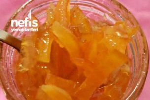 Portakal Kabuğu Reçeli (Mis Kokulu) Tarifi