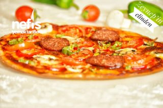 Roma Pizzası Tarifi