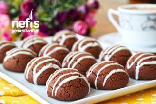 Toz puding ile kurabiye nasıl yapılır? (videolu) Tarifi