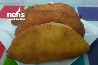 İçli Pişi (Puf Böreği) Tarifi
