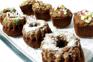 Nutellalı Muffinler Tarifi