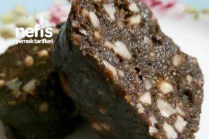 Şekersiz Çikolata Tadında Atıştırmalık Tarifi