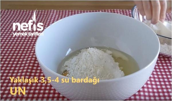 Sıvı Yağlı Elmalı Kurabiye (Kek Yumuşaklığında)