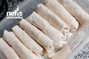 Buzluk İçin Paçanga Böreği Tarifi