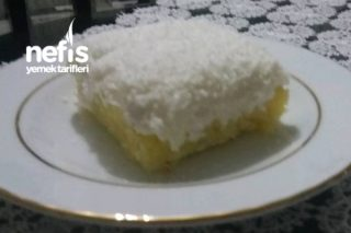 Hafifmi Hafif Gelin Pastam (Pirinç Unu İle) Tarifi