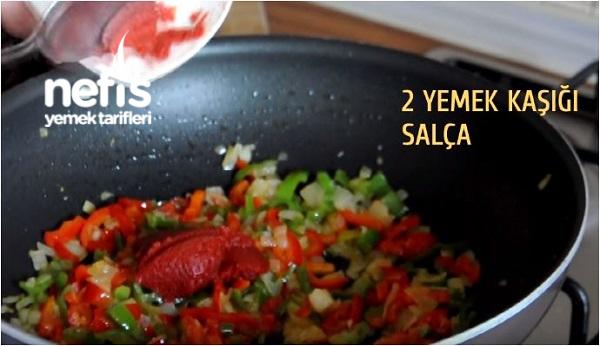 Kuru Patlıcan Salatası