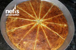Peynirli Arnavut Böreği Tarifi