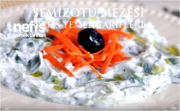 Semizotu Mezesi Tarifi