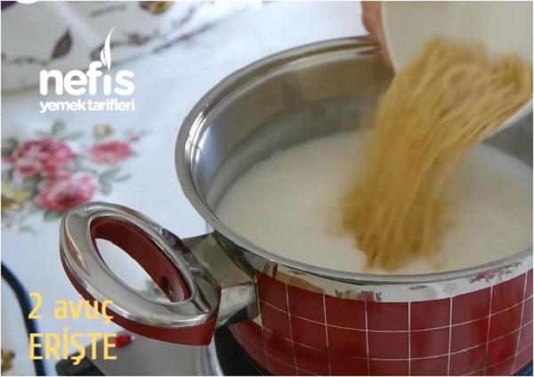 Yoğurt Çorbası ( Kesinlikle Deneyin Mükemmel Oluyor)