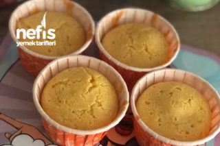 Bebişlere Mısır Unlu Muffin (+1) Tarifi