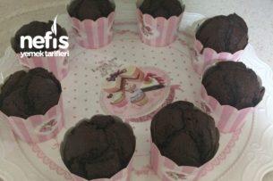 Çikolatalı Vişneli Cupcake Tarifi