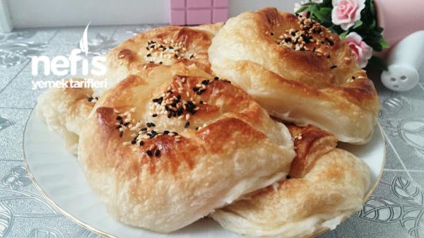 Kabarmaya Doymayan Pastane Boregi