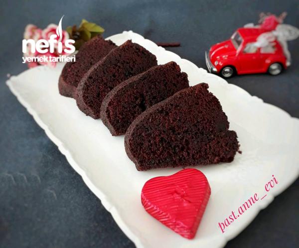 Kırmızı Bundt Kek
