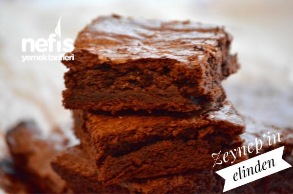 1905 Fudgy (sakız Kıvamında) Brownie
