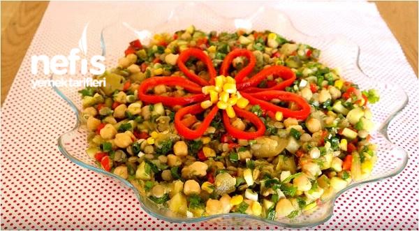 Bomba Gün Salatası