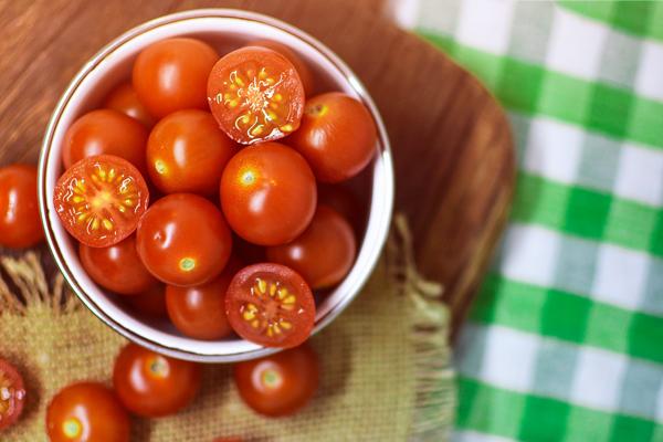 tatlı domatesler