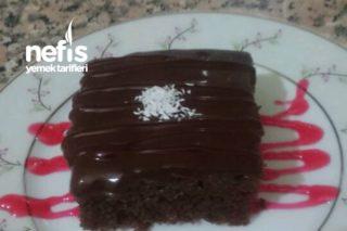 Efsane Portakallı Kakaolu Islak Kek (Mutlaka Deneyin) Tarifi