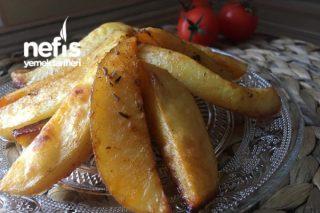 Fırında Baharatlı Patates ( Nefis ) Tarifi