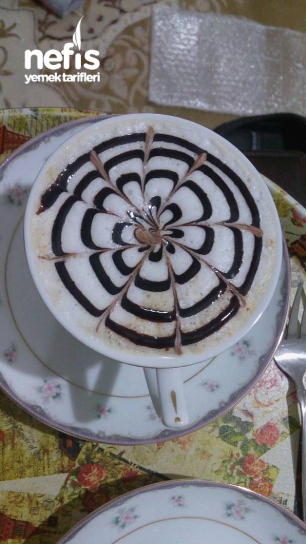Köpük âbidesi Kahvem( Denemeye Degerr)