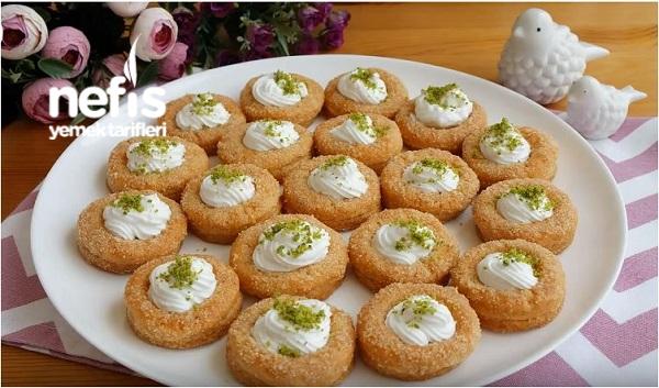 Reyhanlı Semizotu Salatası ve Susamlı Lor Topları 49