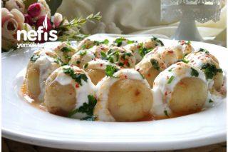 Patates Borani (Mantı Tadında Muhteşem) Tarifi