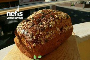 Bol Tahıllı Ekmek Tarifi