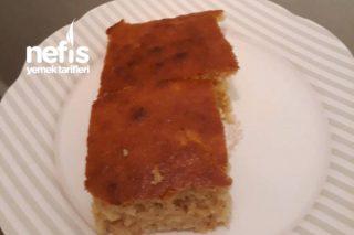 Portakal Sulu Tarçınlı Kek Tarifi