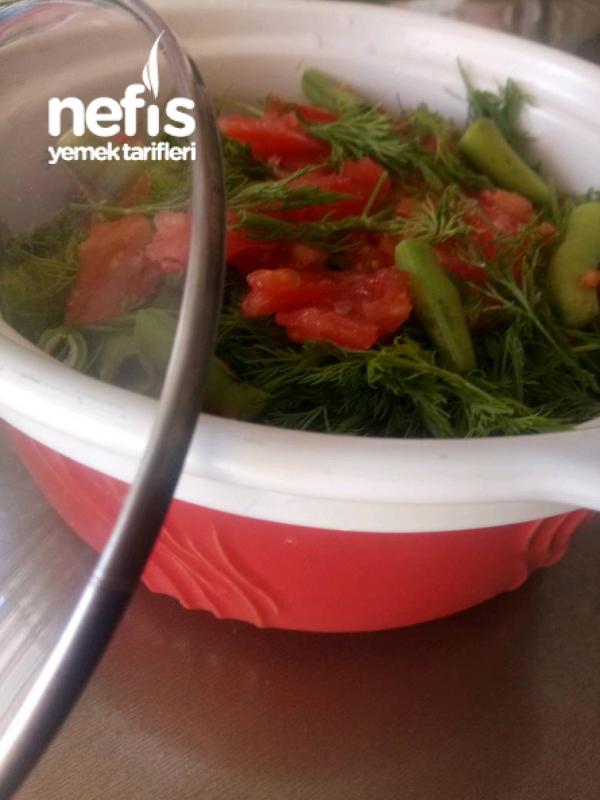 Yeşil Bakla Yemeği