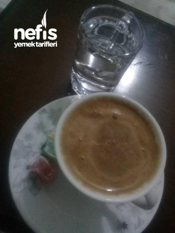 Bol Köpüklü Türk Kahvem