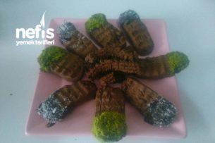 Çikolatalı Kokoş Kurabiye Tarifi