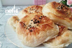 Kabarmaya Doymayan Pastane Böreği (Videolu) Tarifi