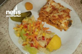 Lasagne Tarifi
