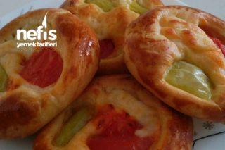 Yemelere Doyamayacağınız Pizza Poğaça Tarifi