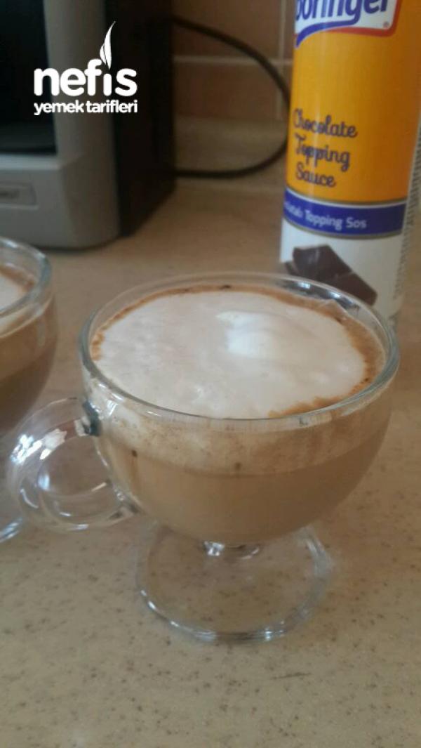 Cappuccino (kapiçino)