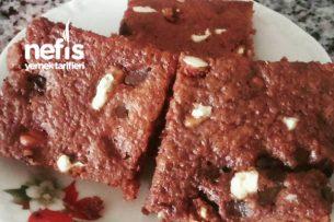 Çikolatalı (Fıstıklı Fındıklı Cevizli Bademli) Mükkemmel Brownie Tarifi