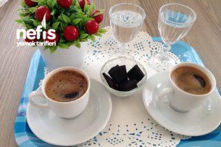 Kahve Sunum 3 Tarifi