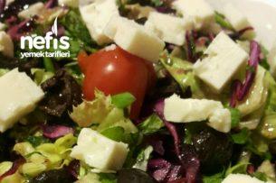 Karışık Akdeniz Salatası Tarifi
