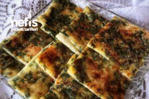 Otlu Ve Peynirli Gözleme Tarifi